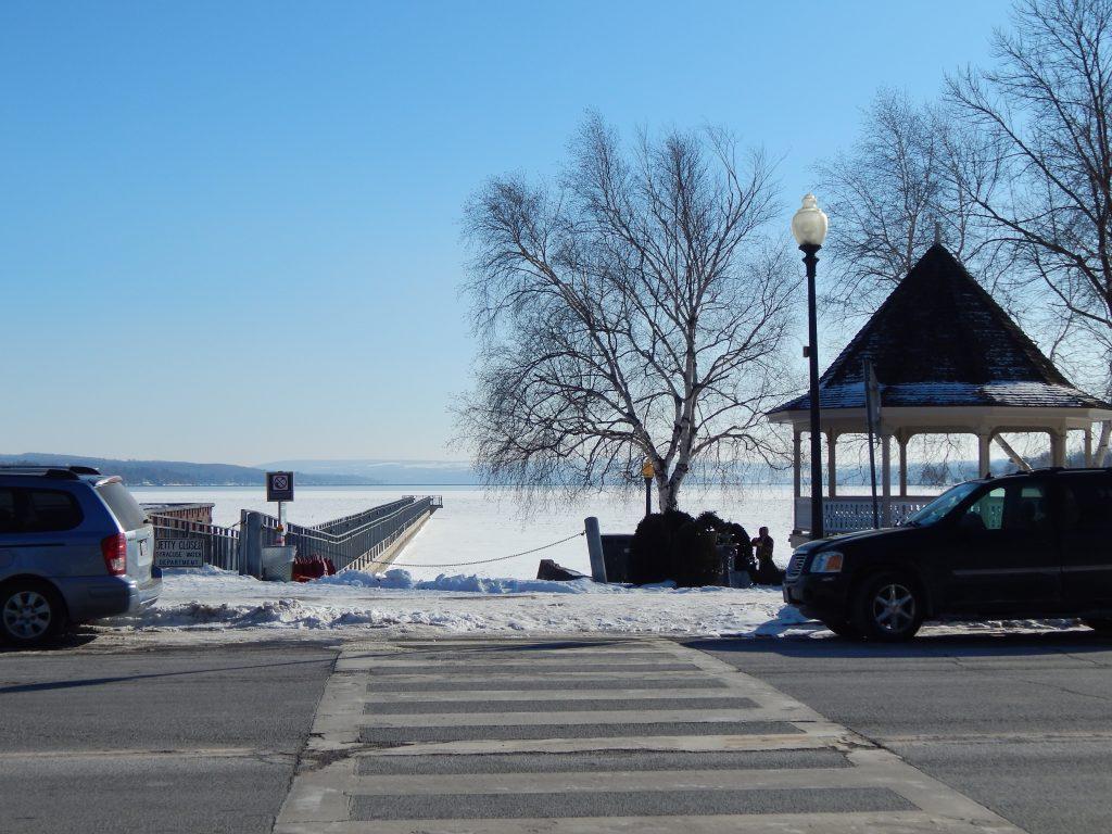 Skaneateles Lake at Skaneateles, NY