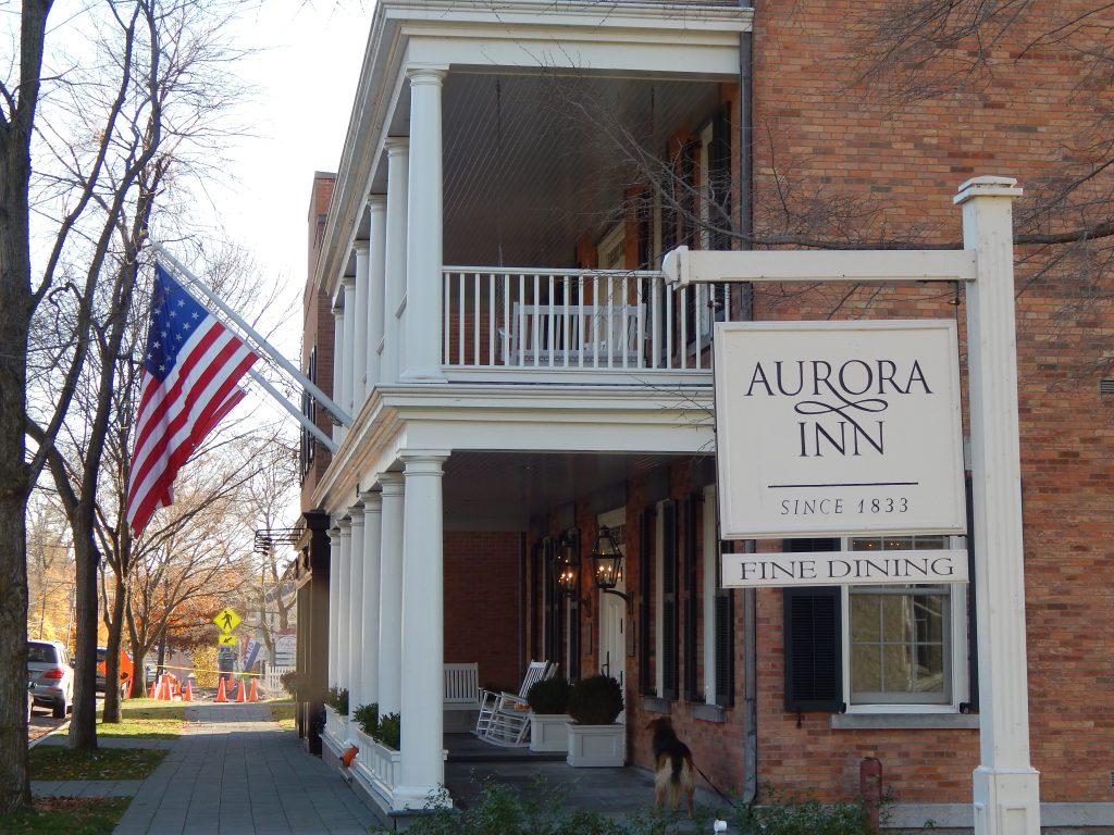 The Aurora Inn on Cayuga Lake