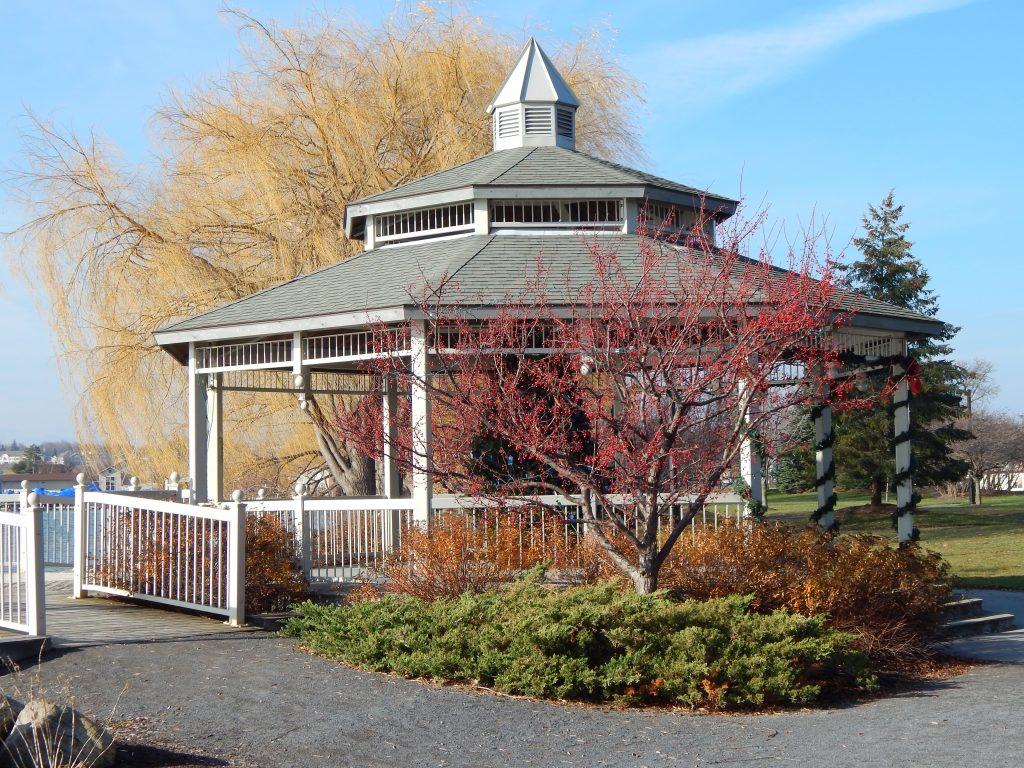 The Gazebo at Kershaw Park, Canandaigua, NY