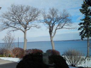 Seneca Lake in the Winter