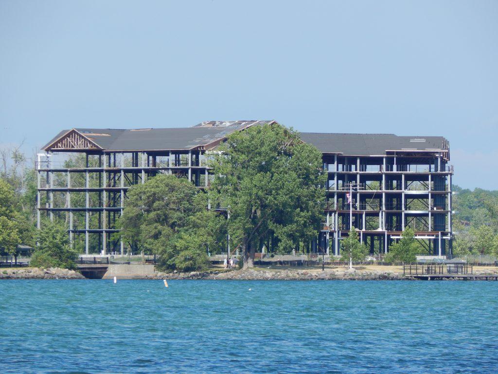 Abandoned Finger Lakes Resort