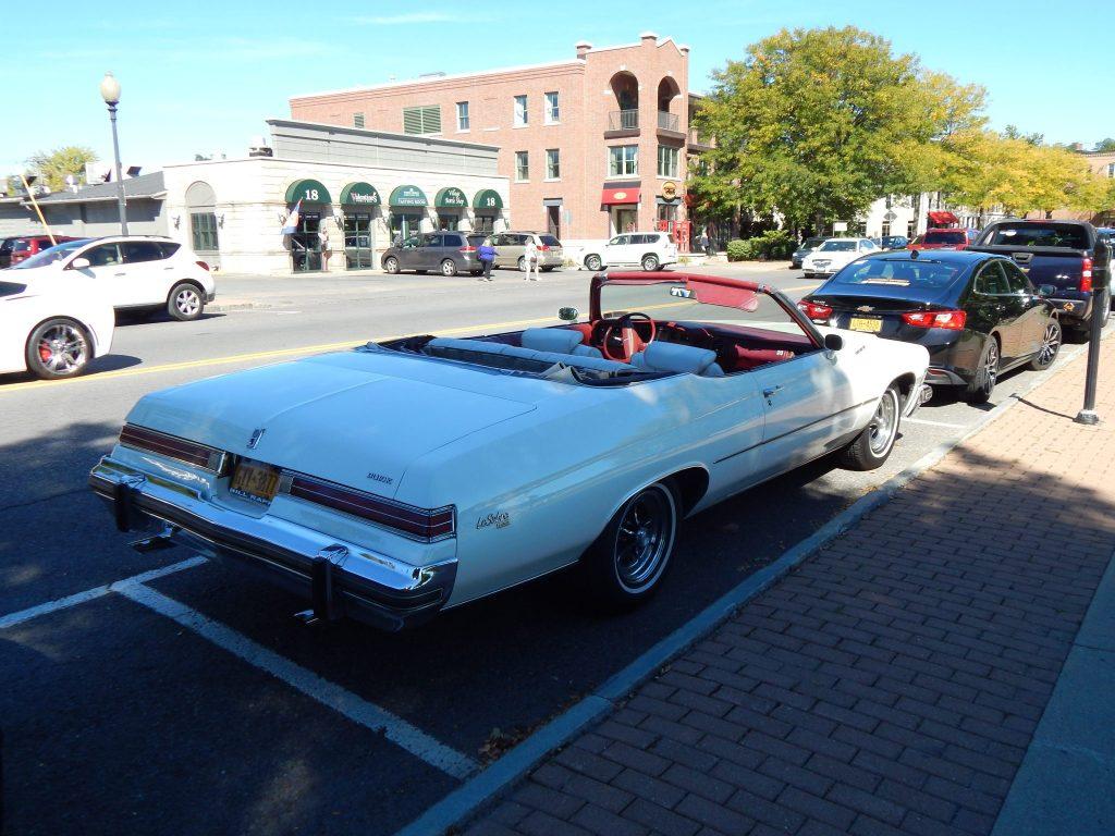 A Classic Buick Convertible Car