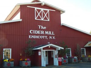Annual Fall Pilgrimage to the Cider Mill